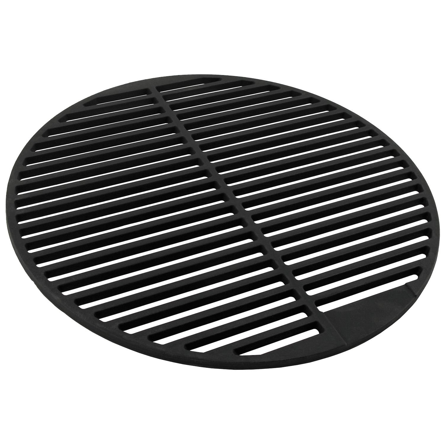 cs-trading Round Cast Iron Grill Grate, enameled (Ø 45 cm) BBQ Barbecue