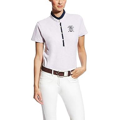 d0c2074f0b7e3 ARIAT Del Mar Polo at Amazon Women s Clothing store