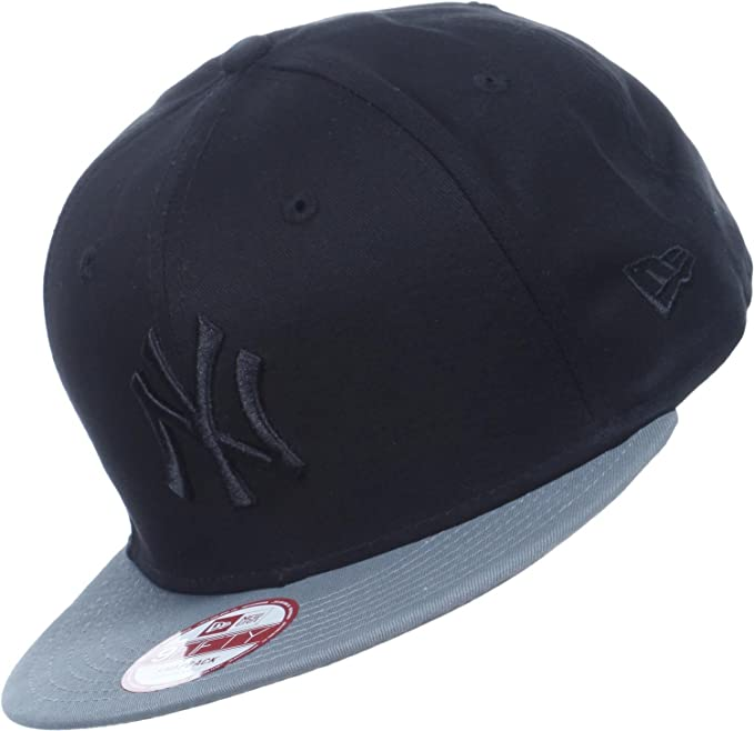 New Era Pop Tonal NY Yankees - Gorra negro Talla:S/M: Amazon.es ...