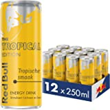 Red Bull Energy Drink, Tropical Edition, 250ML (12-pack) 3,33 kg