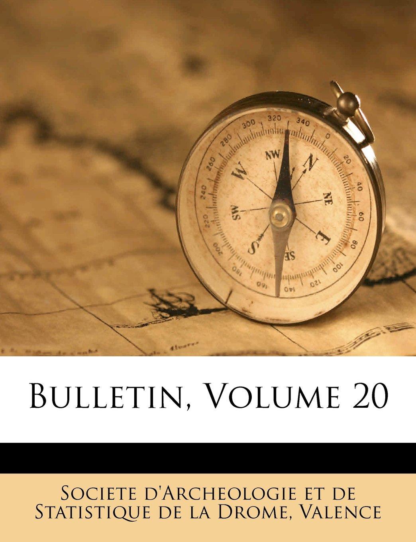 Bulletin, Volume 20 (French Edition) pdf epub