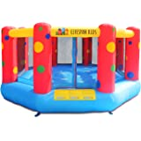 Lifespan Kids Inflatable AirZone 8 Bouncer