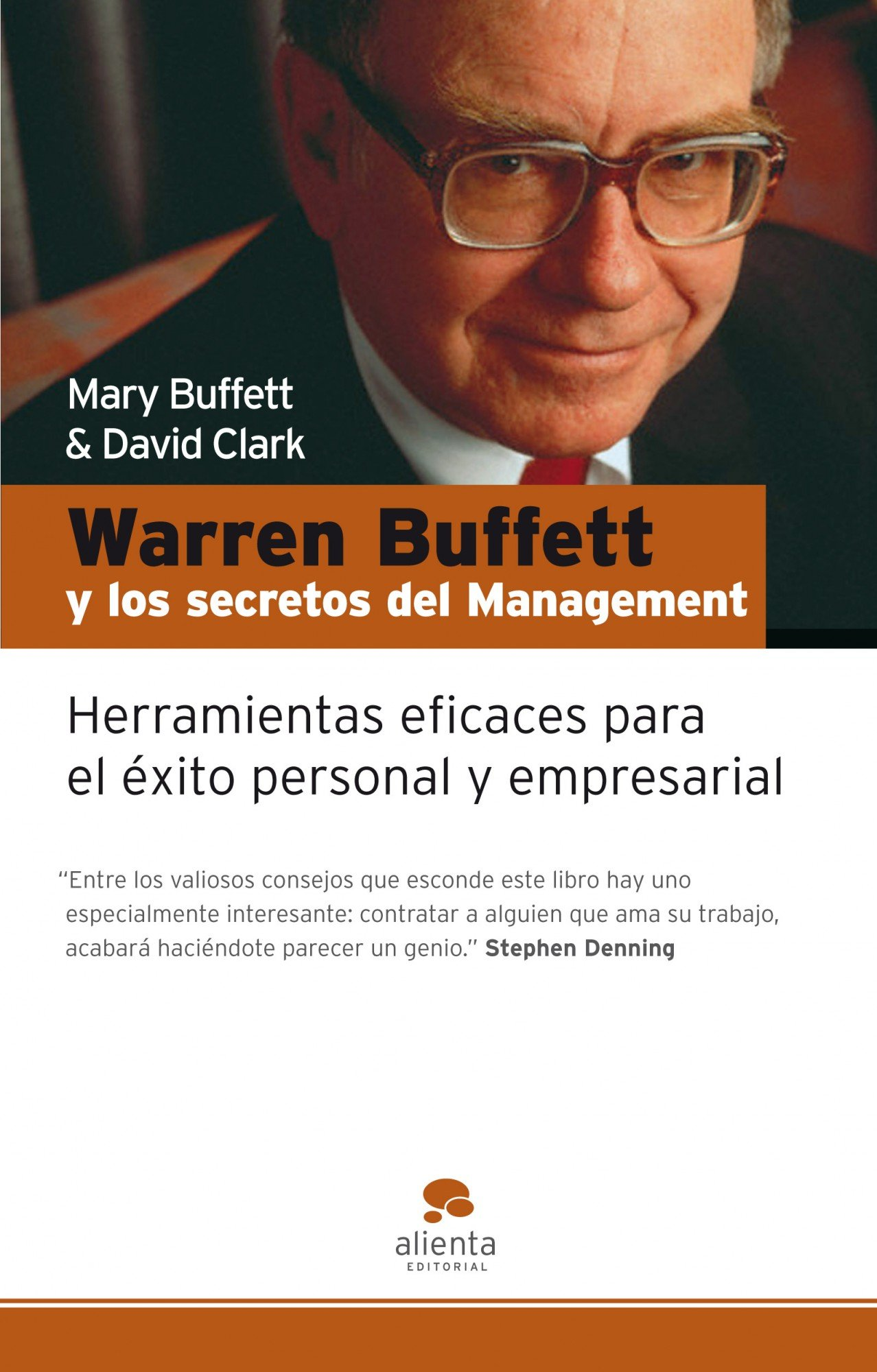 EL MANAGEMENT SEGUN WARREN BUFFETT(978): Agapea: 9788492414413: Amazon.com:  Books