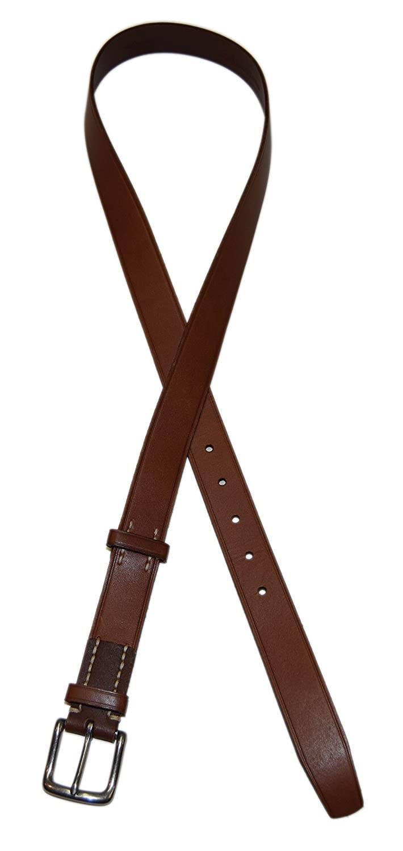 Ralph Lauren Polo Cinturón de piel para hombre, estilo vintage ...