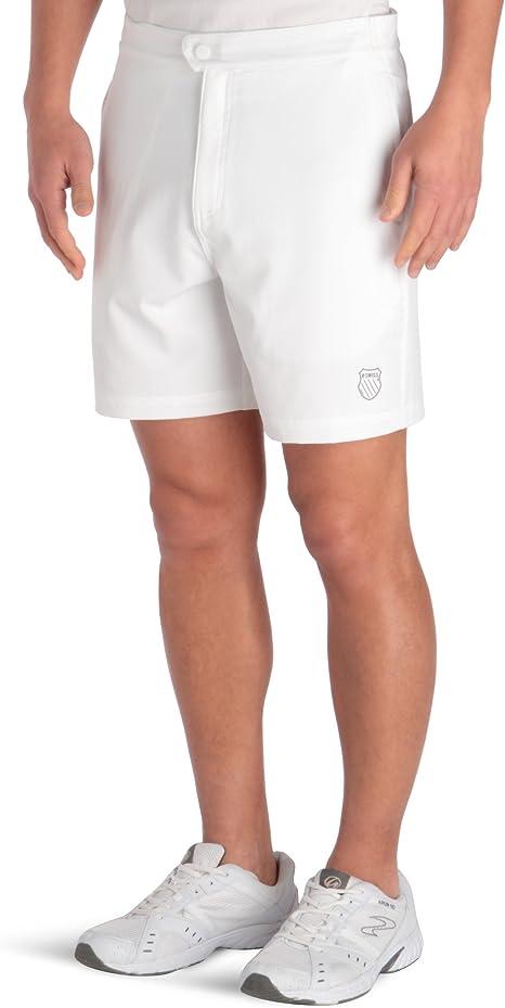 K-SWISS - Pantalones Cortos de pádel para Hombre, tamaño M ...