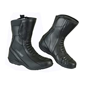 BLACK MX Enigma Motocross Boots UK 7//EU 41 White