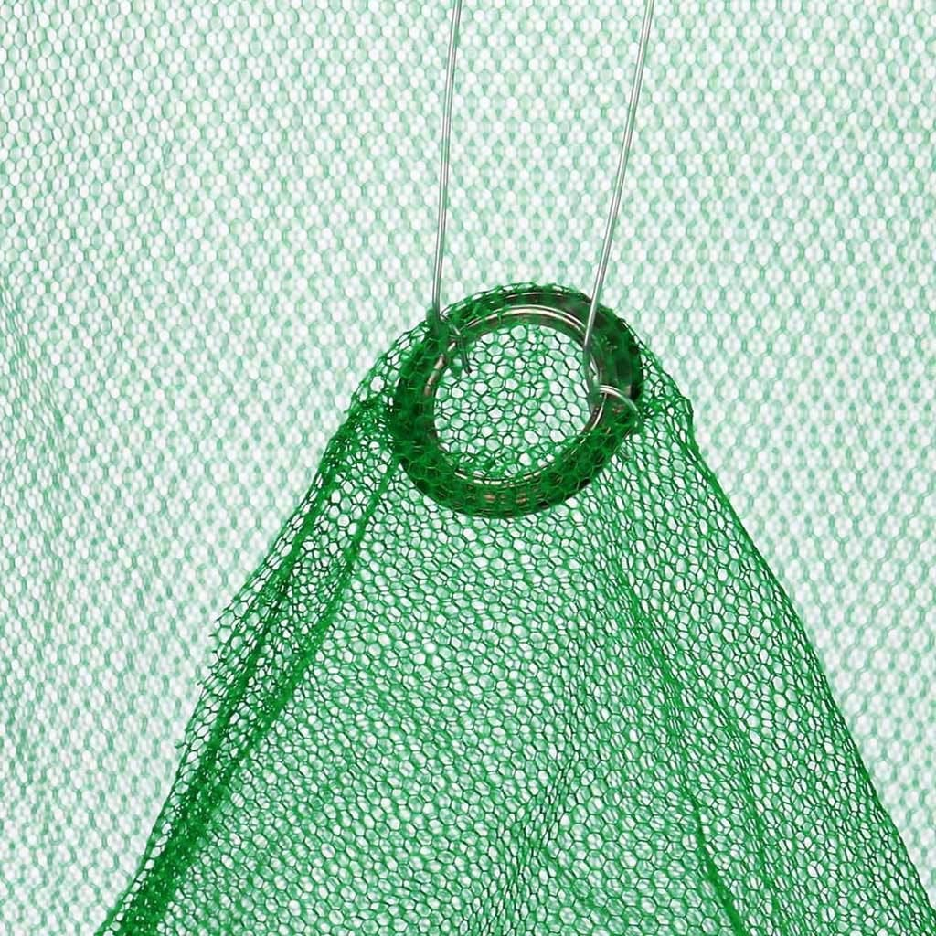 nobranded 2PCS Reusable Ranch Fly Trap Catcher Fly Red Drosophila Fly Trap Garden Fly