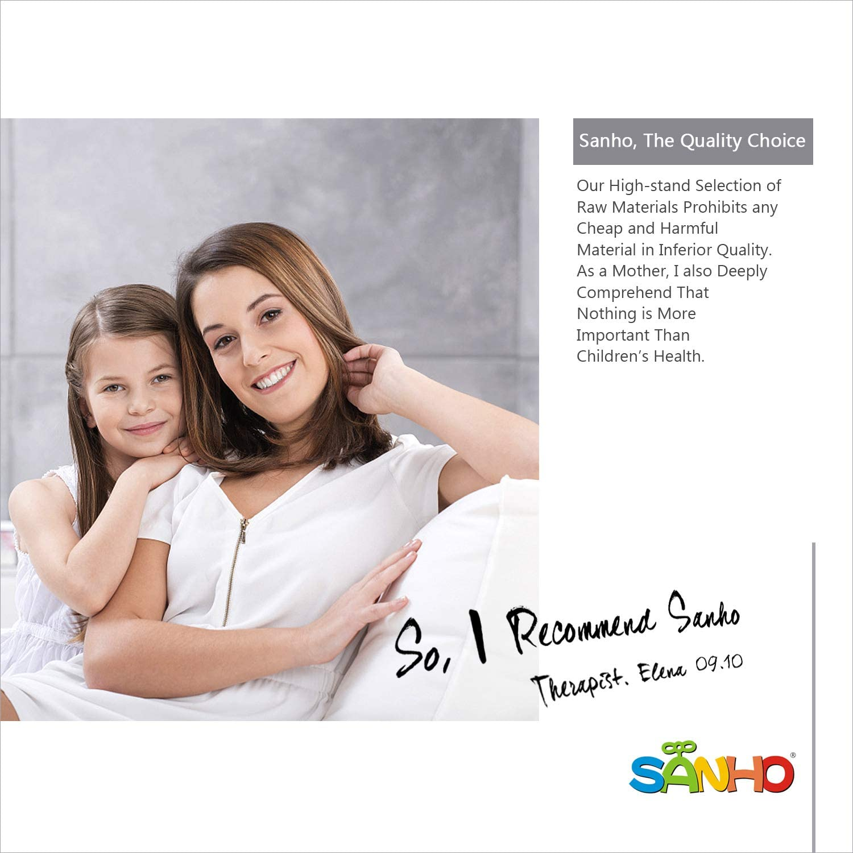 3-5 Years Small Sanho Yopo Dynamic Movement Sensory Sox 40 L x 27 W Green
