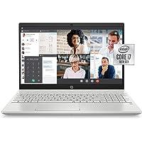 HP Pavilion 15-inch Laptop, Intel Core i7, 16 GB RAM, 512 GB SSD Storage, Intel Iris Plus Graphics, Windows 10 Pro…