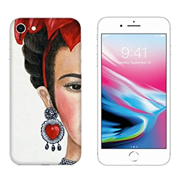 Desconocido Funda iPhone 7 Carcasa Apple iPhone 7 Frida ...