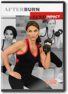 Cathe Friedrich Low Impact Afterburn HiiT Metabolic Workout DVD