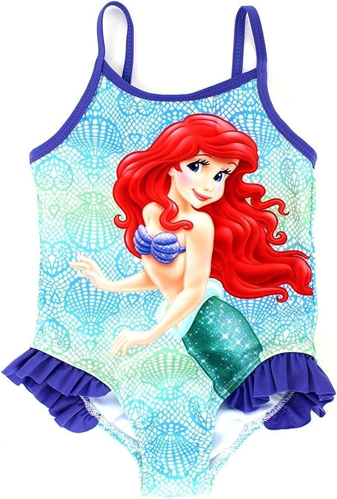 Amazon.com: La Sirenita Ariel Bañador bañadores: Clothing