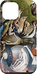 iPhone 12 Pro Max The Garden of Earthly Delights by Bosch Case