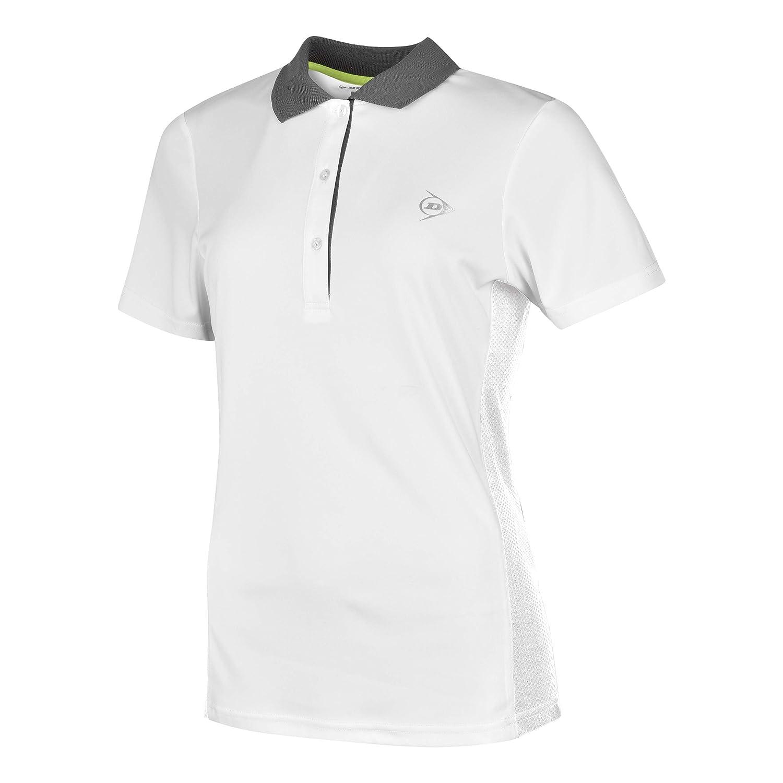 Dunlop Mujeres Clubline Polo L: Amazon.es: Deportes y aire libre