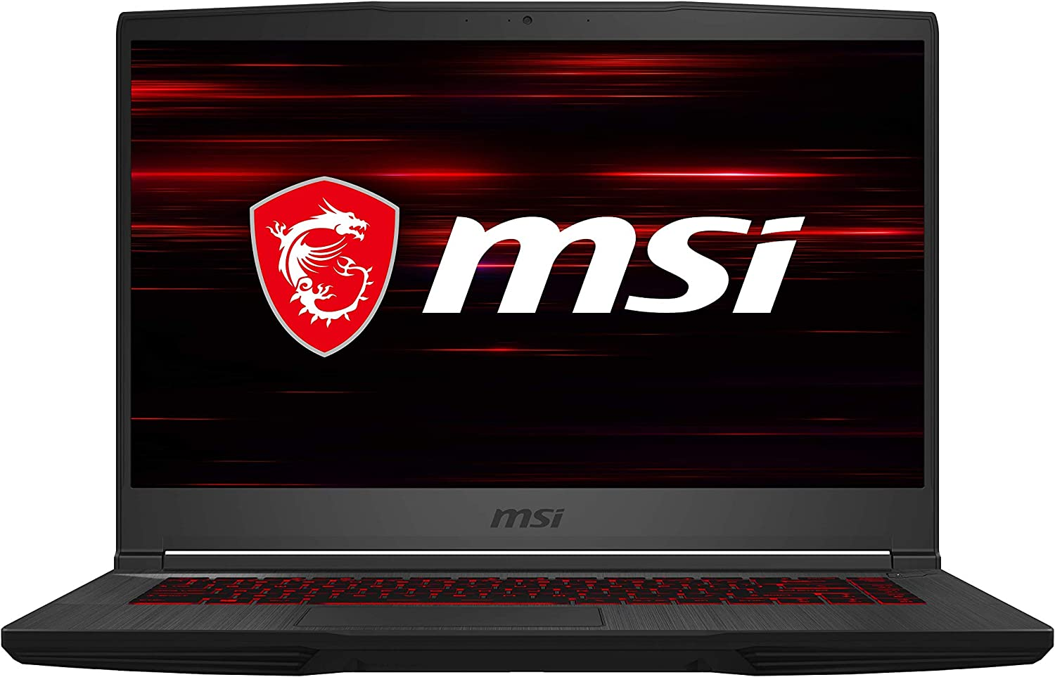 "MSI GF65 Thin 9SD-252 15. 6"" 120Hz Gaming Laptop Intel Core i7-9750H GTX1660Ti 8GB 512GB SSD Win10"