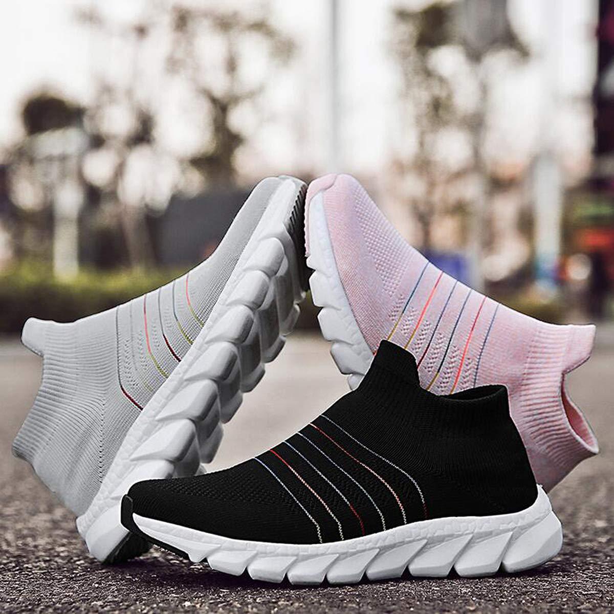 Zapatillas de Deporte para Mujer Zapatos de Gimnasia Ligeras Correr Zapatillas Deportivas