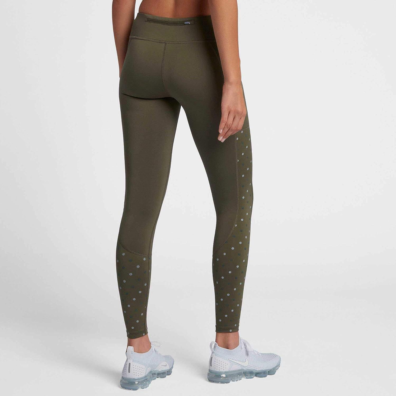 13aee27a3 Amazon.com  NIKE Women s Racer Flash Running Tights  Clothing