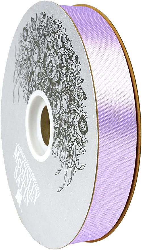 """100 Yds floral Acetate Fused Edge Ribbon  7//8/"""" wide Dark Red"""