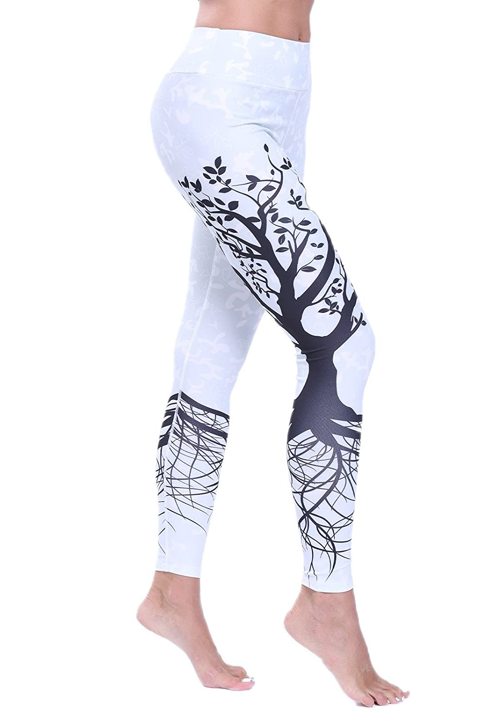 FITTOO Leggins Sportivi Donna Pantaloni Yoga Fitness Yoga Pants