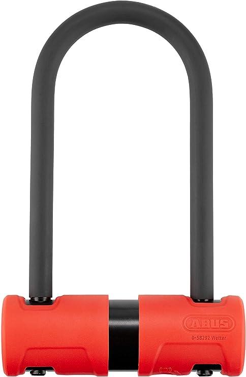 Abus Unisex - Adulto 440A/150HB160 USH Alarma Candado de Bicicleta ...