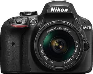 Nikon D3400 (Kit AF-P 18-55mm VR)
