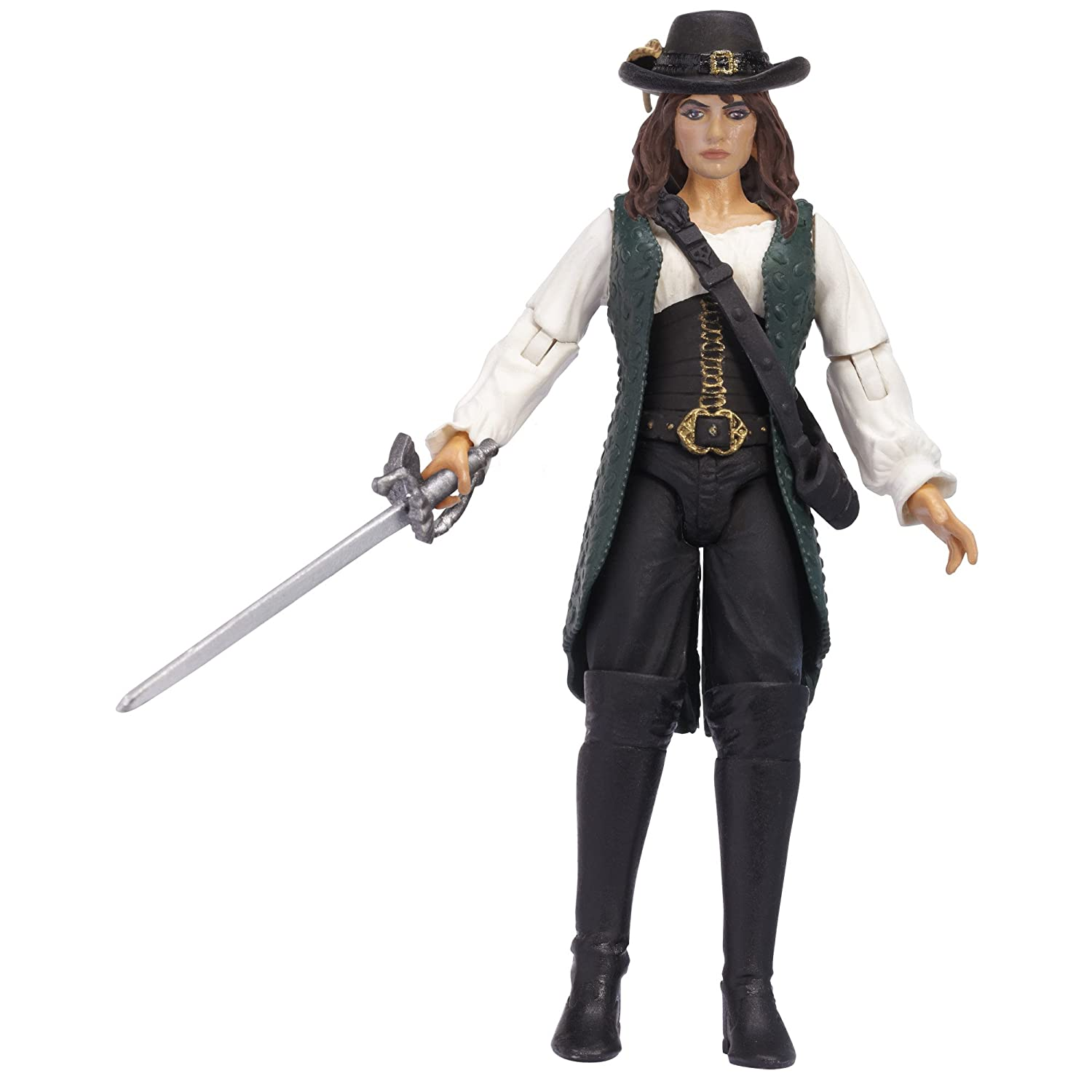 Pirates Of The Caribbean Basic Figure Wave 1 Angelica V1P4 by Pirates of the Caribbean