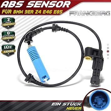 ABS Sensor Raddrehzahl Sensor vorne  BMW 3 E46