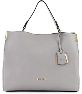 LIU JO SHOPPING BAG N19003E0087 81852 AZALEA  Amazon.it  Abbigliamento 949d733bfa2
