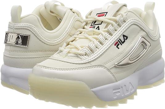 Fila Women's Low-Top Sneakers, Beige