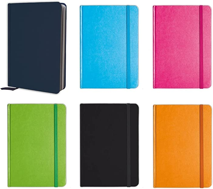 The Best Coloured Pages Ruled Book Food Cover