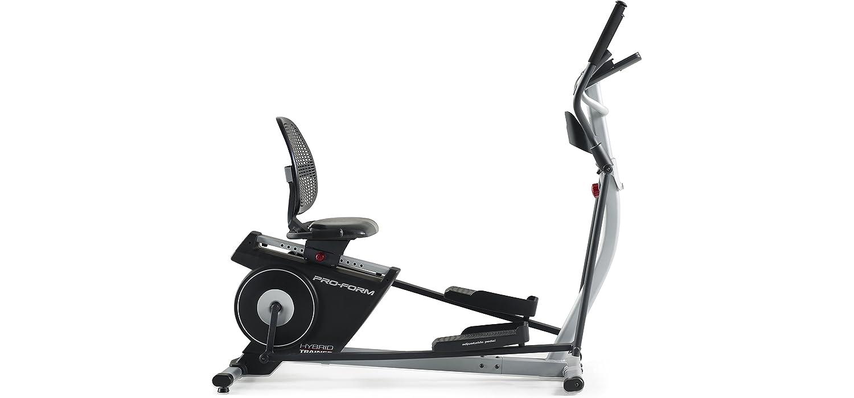 elliptical bike combo