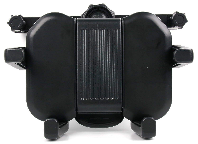 Duragadget car headrest mount holder cradle for amazon co uk electronics