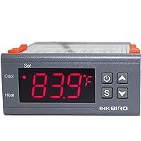 Inkbird ITC-1000 Termostato Digital Calefacción y Refrigeración