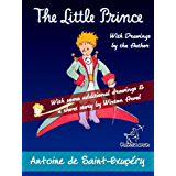 The Little Prince: Unabridged with Large Illustrations - 70th Anniversary Edition (Antoine de Saint-Exupéry et Le Petit Prince) (English Edition)