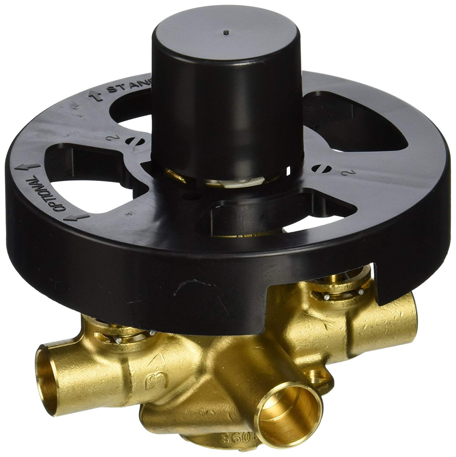 Moen 2570 Rough-in Posi-Temp Pressure Balancing Cycling Valve with Stops