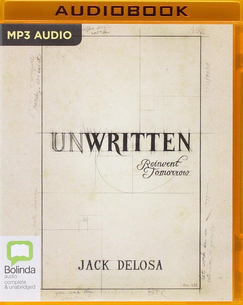 Download Unwritten: Reinvent Tomorrow pdf epub