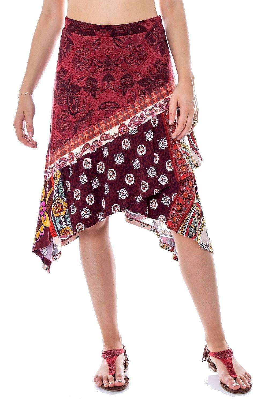 Desigual Luxury Fashion Mujer 19Wwfk10red Rojo Falda | Autumn ...