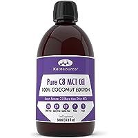 C8 MCT Aceite Puro | 100% Coconut |