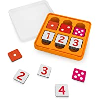 Osmo - Genius Numbers - Ages 6-10 - Math Equations (Counting, Addition, Subtraction & Multiplication) - for iPad or Fire…