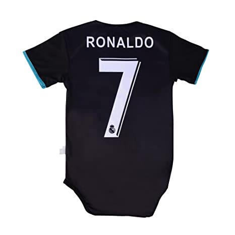 Amazon.com: World Cup Baby Cristiano Ronaldo #7 Real Madrid ...