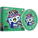 Zoom Karaoke Pop Box 2016: A Year In Karaoke - Party Pack - 6 CD+G Box Set - 120 Songs