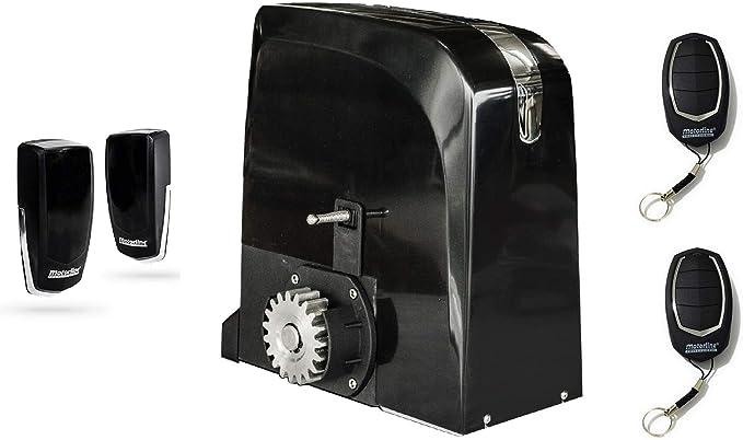 KIT Motor corredera 24V - Motorline Slide 1024 - Uso Intensivo ...