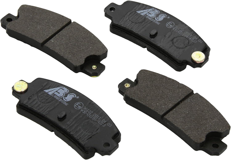 ABS All Brake Systems bv 36122 Pastiglie freno