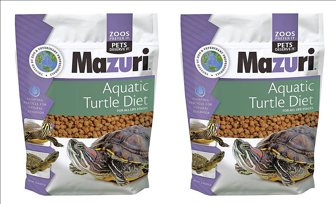 Aquatic Turtle Diet 2-Pack