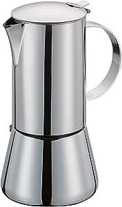 Cilio 342246 Aida - Cafetera espresso para 10 tazas: Amazon.es: Hogar