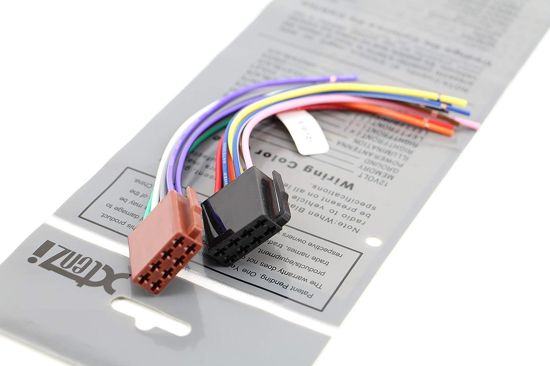 Amazon.com: Blaupunkt Car sterio Wire Harness Power Plug 16-pin para Head  Unit CD MP3 DVD: AutomotiveAmazon.com