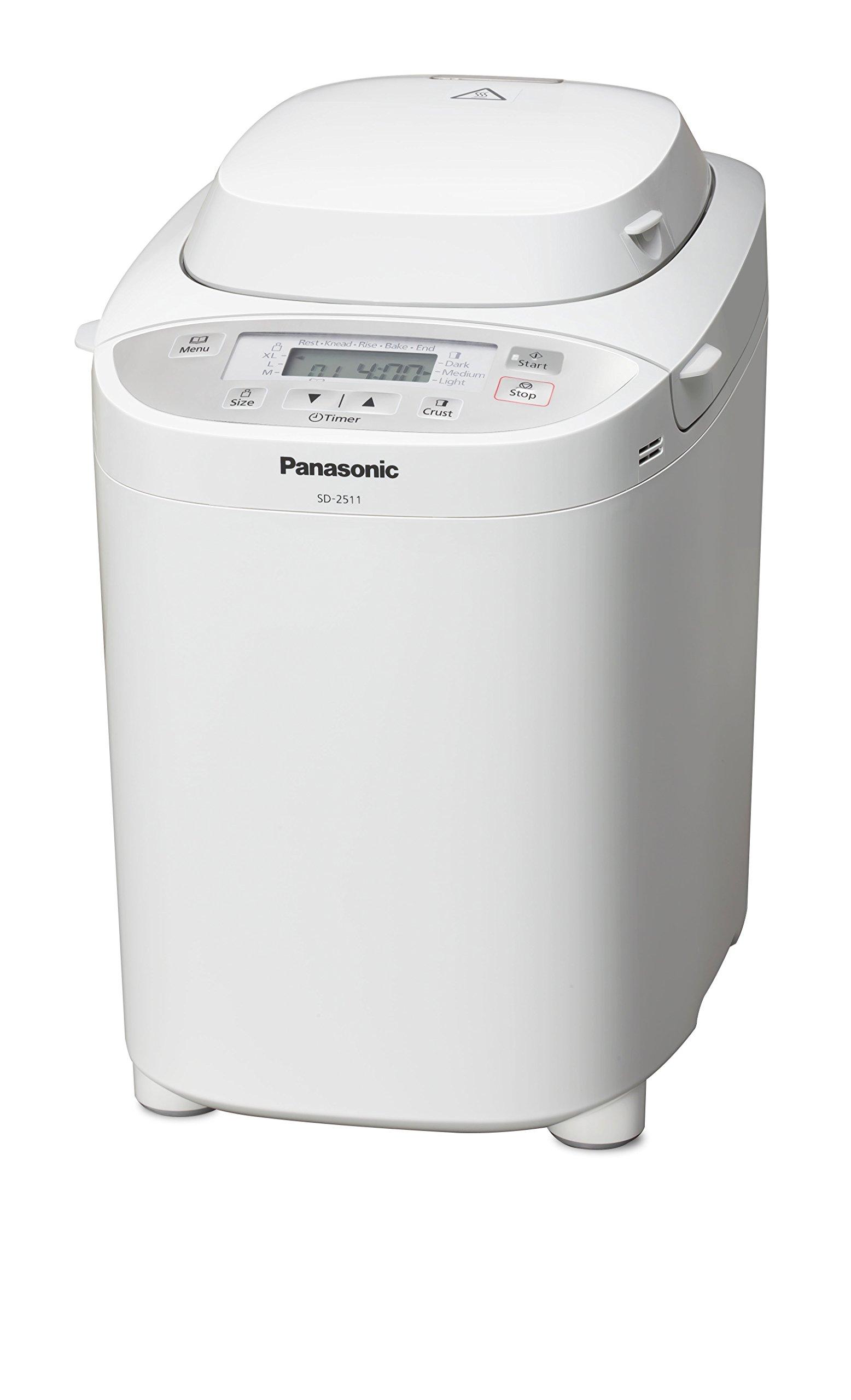 Panasonic-sD allemagne 2511WXE machine à pain product image