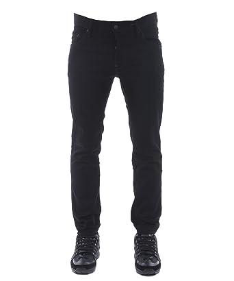 Coton Noir Homme Jeans Dsquared2 S74lb0220s30564900 vNn08mw