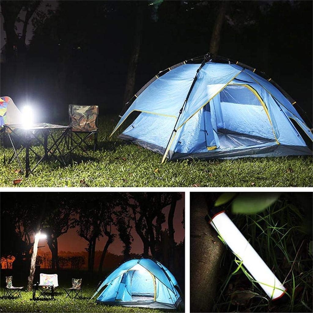 BBTshop Outdoor Grill Lighting Camping Light, Magnetic LED Rechargeable BBQ Fishing Hiking Camping Tent Mosquito Lamp by BBTshop