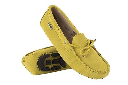 Zerimar Mocasines para Mujer | Mocasines Mujer Piel | Mocasines Clasicos Mujer | Mocasines Loafers Mujer | Mocasines Castellanos Mujer